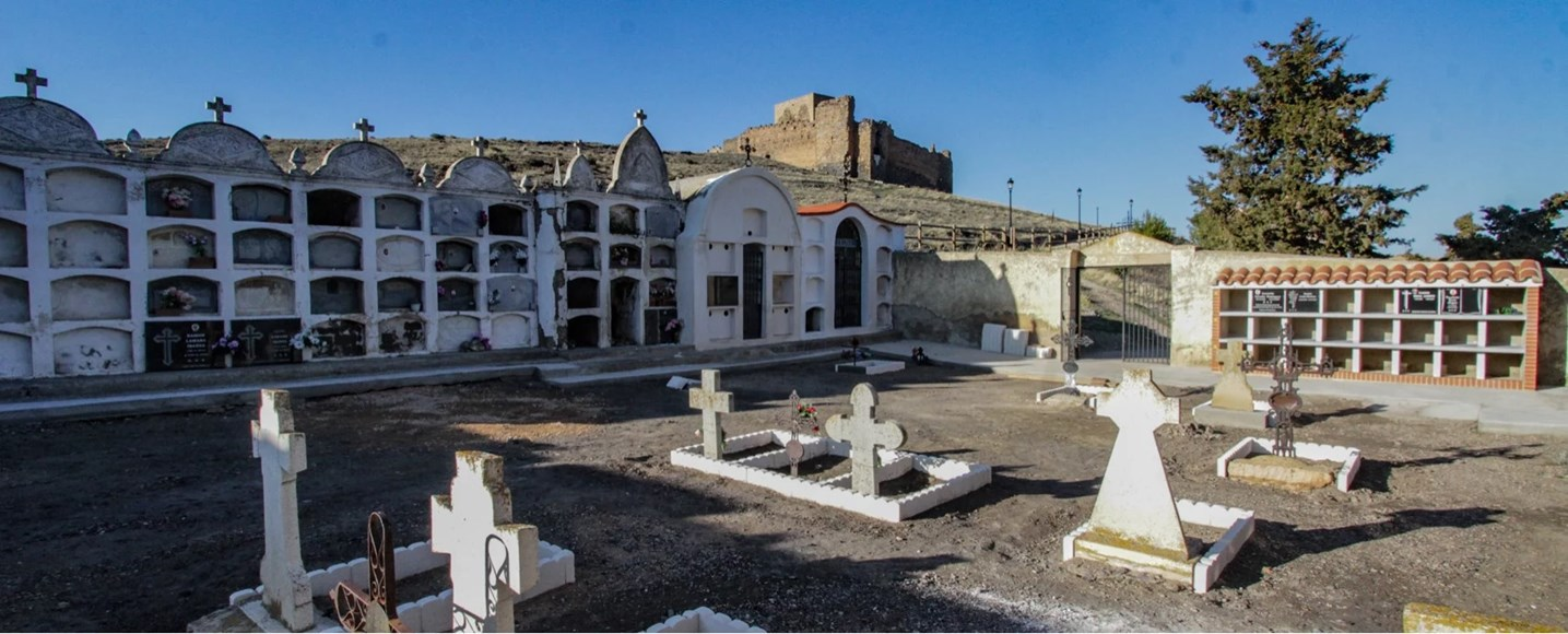 Trasmoz the cursed witch town in Spain