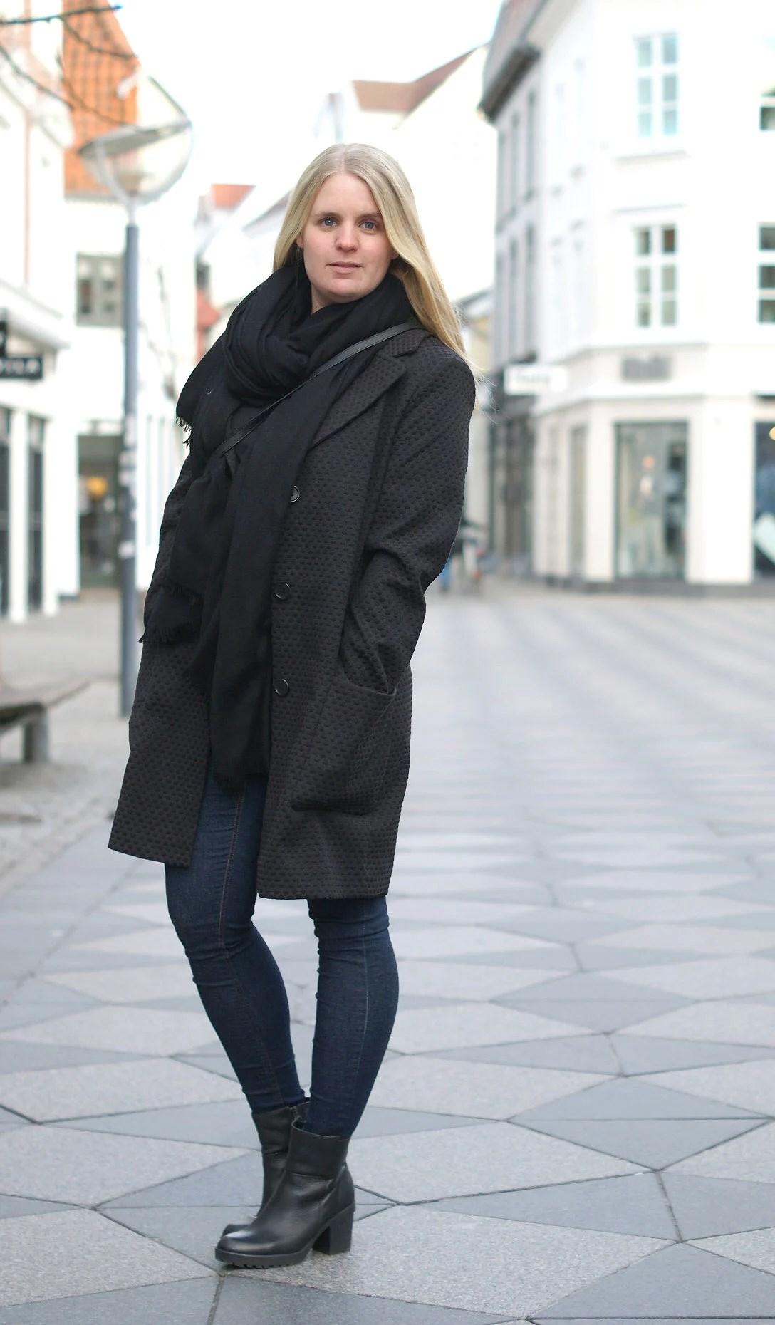 Modeblogger i Aalborg, Aalborg modeblog, Aalborg blogger, Nordjysk blogger, Julie Mænnchen, It's My Passions, Fransa, Fransa frakke- Michael Kors taske