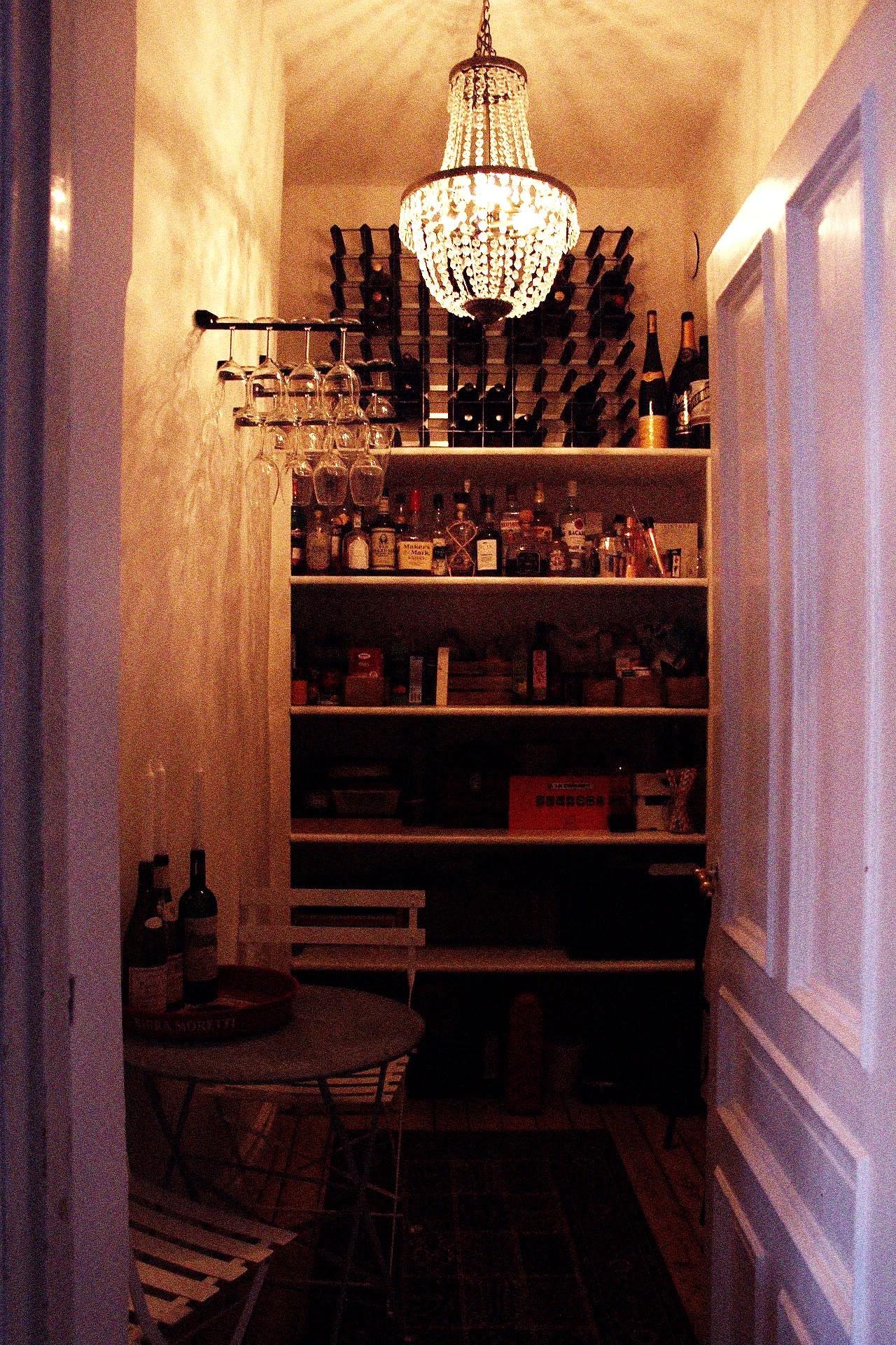 Take a look: pantry