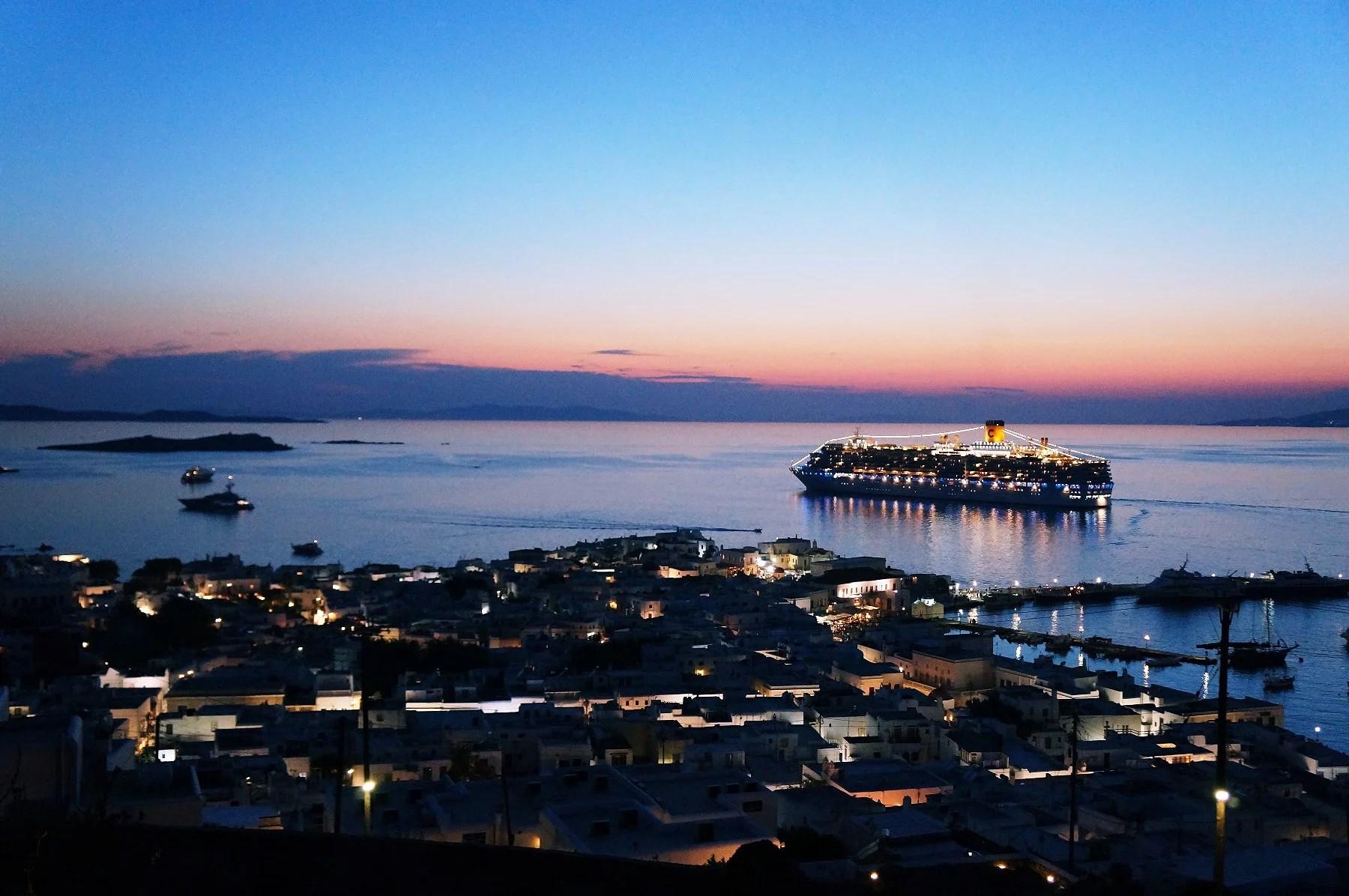 MYKONOS Grekland