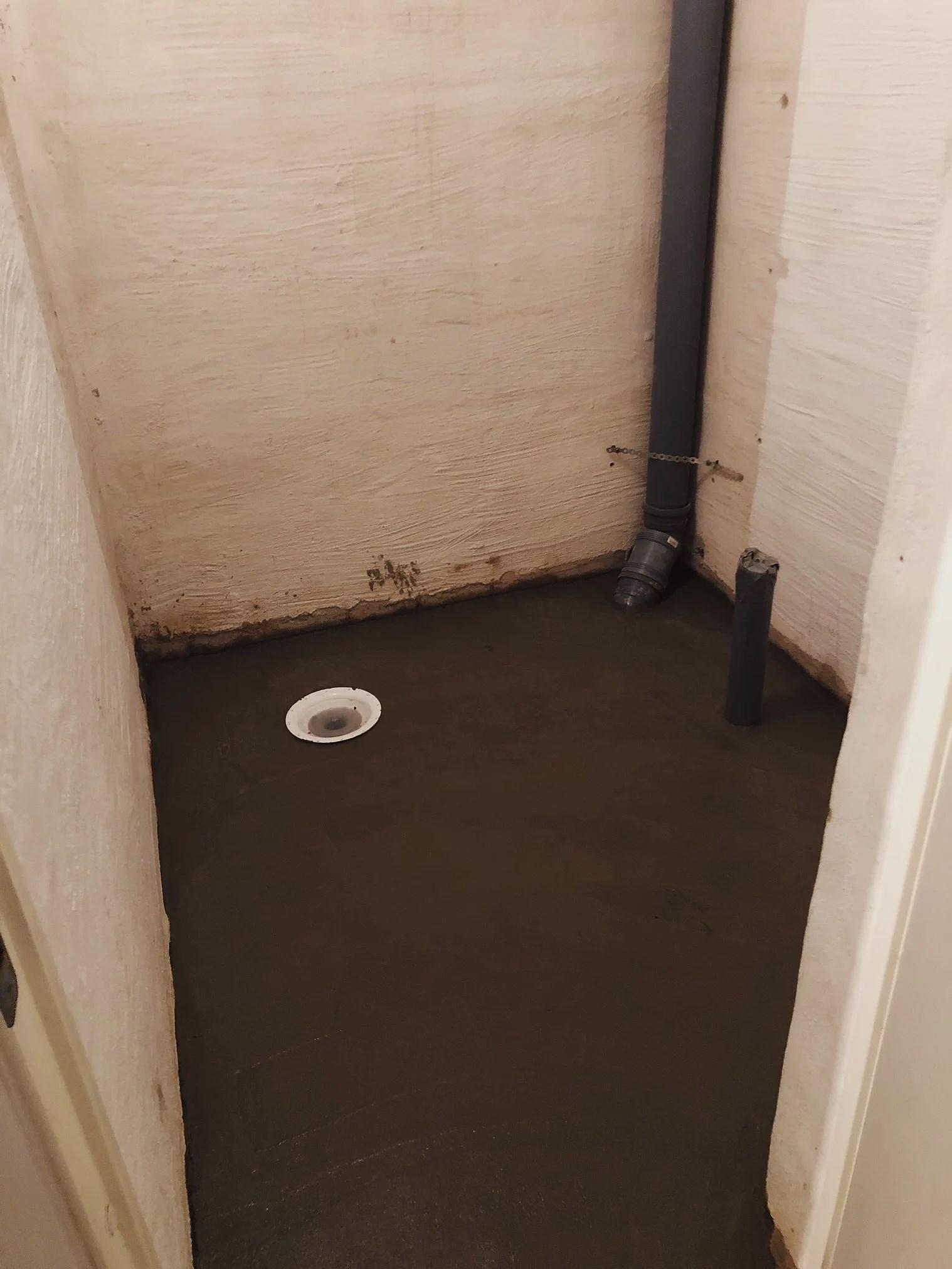 Uppdatering: Renovering källare
