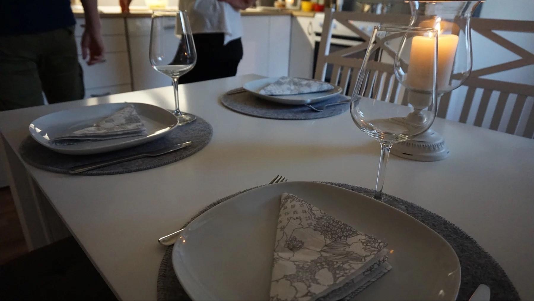 Söndagsmiddagen hos svärmor