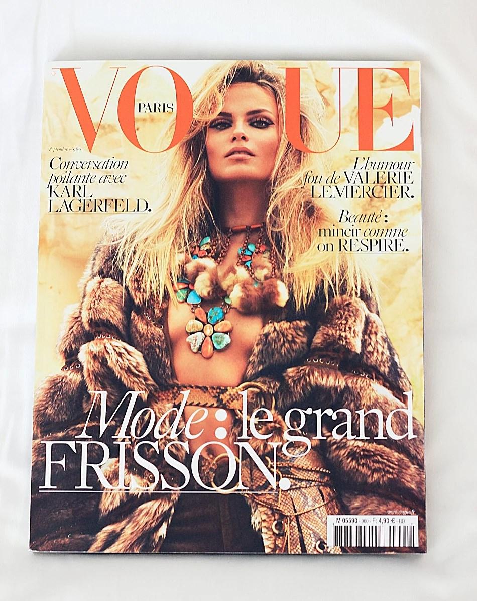 I Only Smoke Vogue