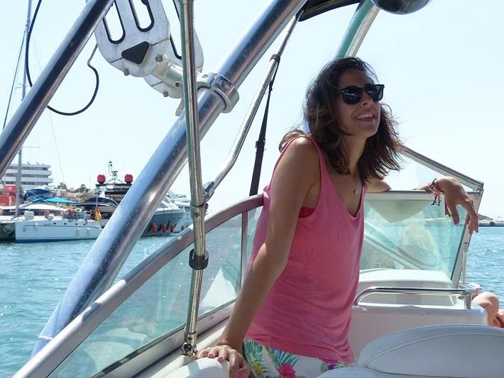 Shorts Hawaianos en Ibiza