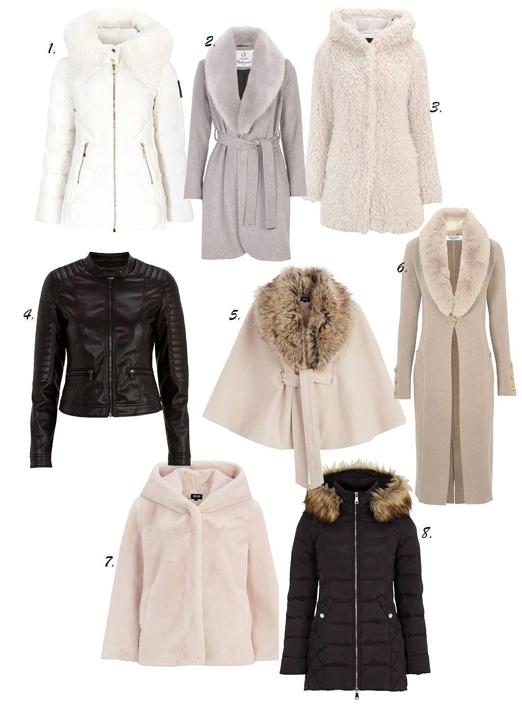 Jackor och kappor