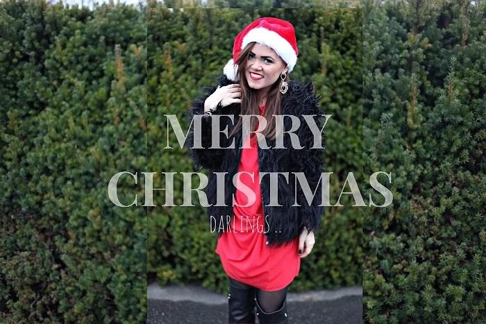 MERRY CHRISTMAS DARLINGS