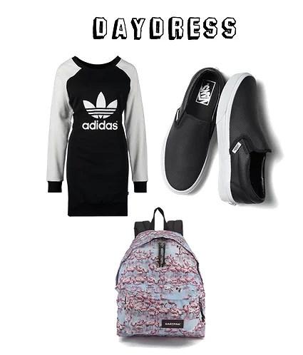 adidas klänning