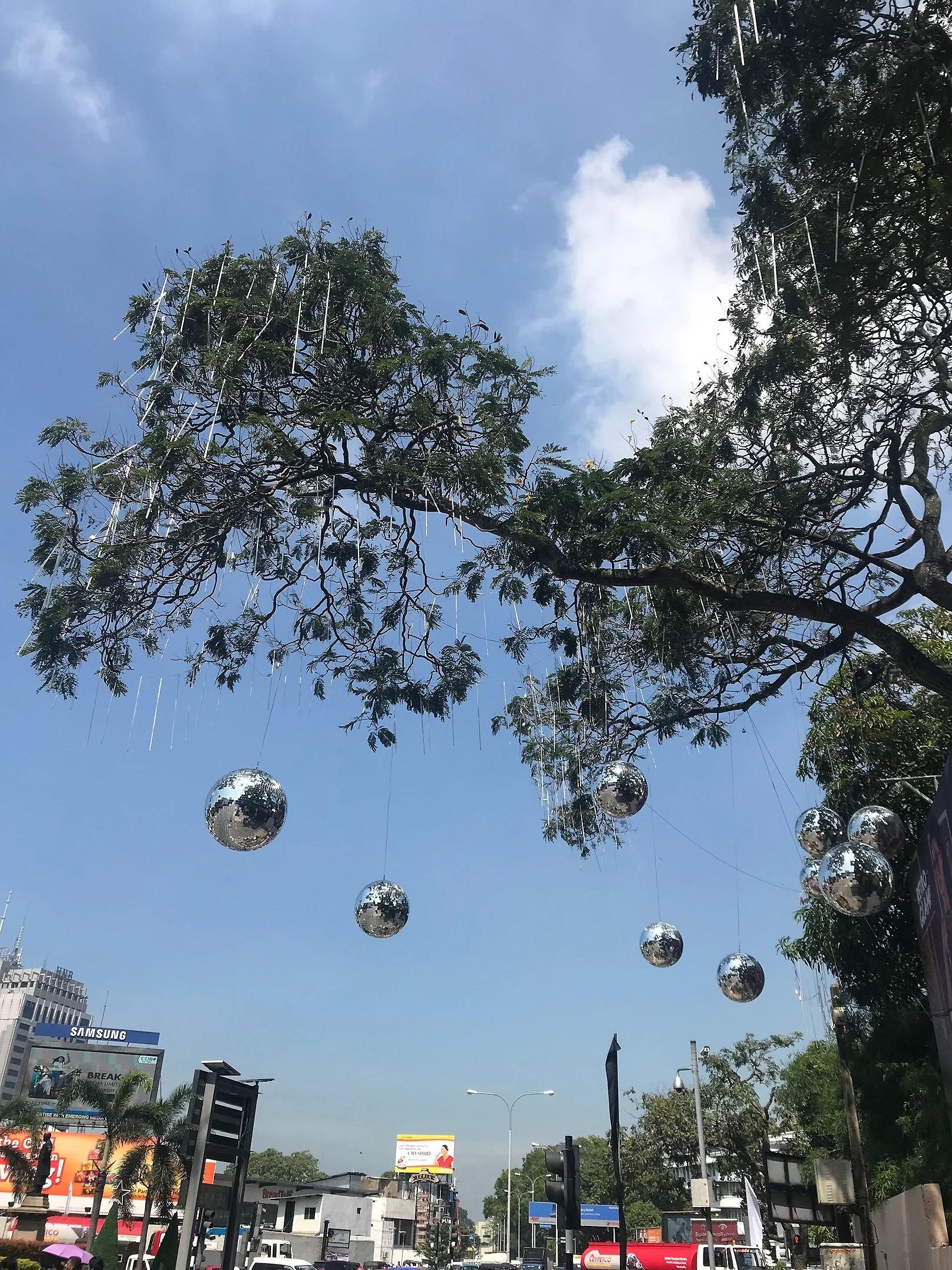En intensiv dag i Colombo