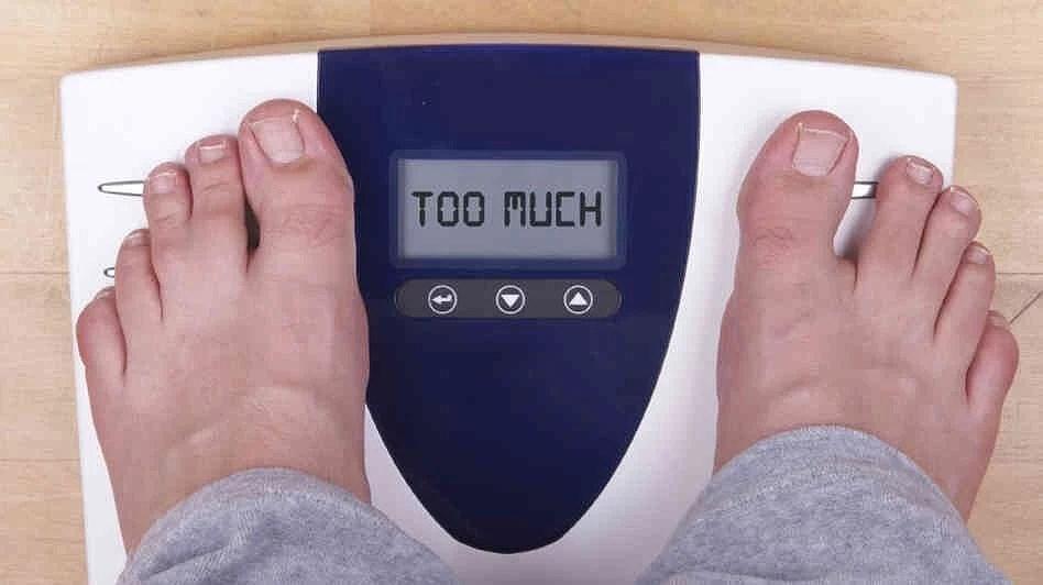 Min vikt