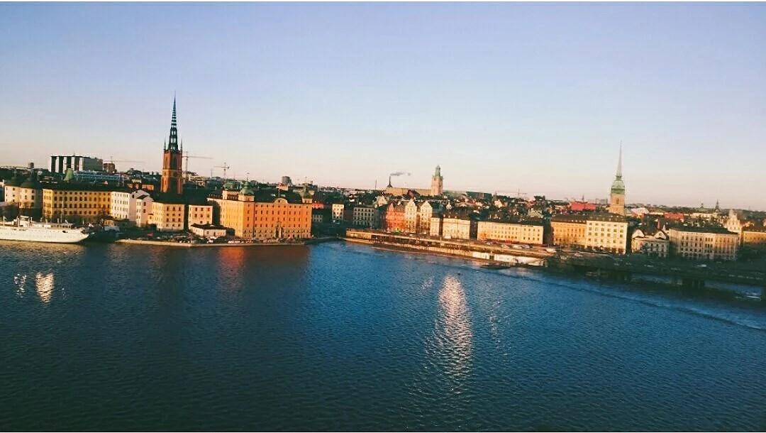 STHLM CITY//HJÄRTA I DE BLÅ