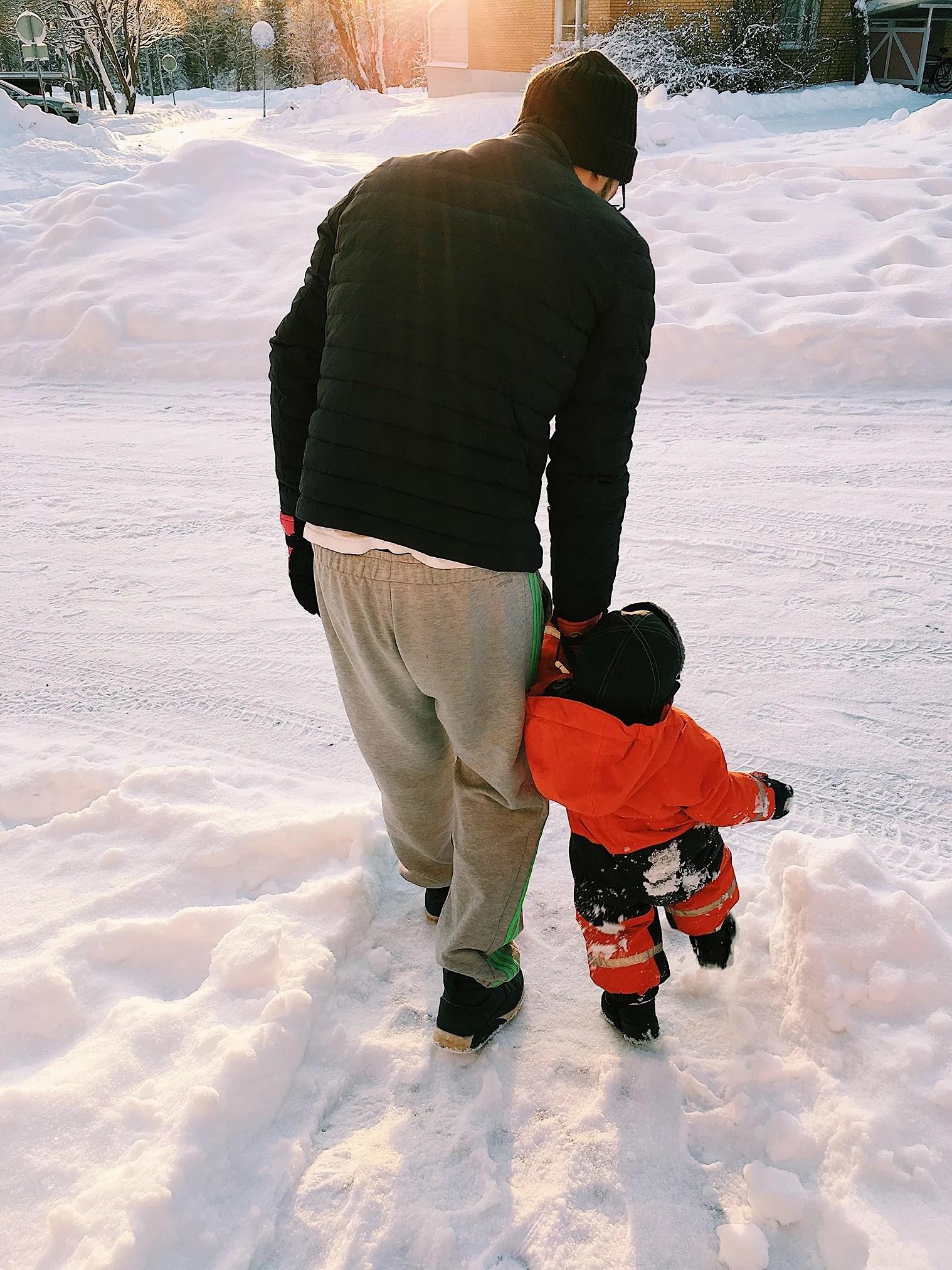 MINA TVÅ HJÄRTAN, HAND I HAND.