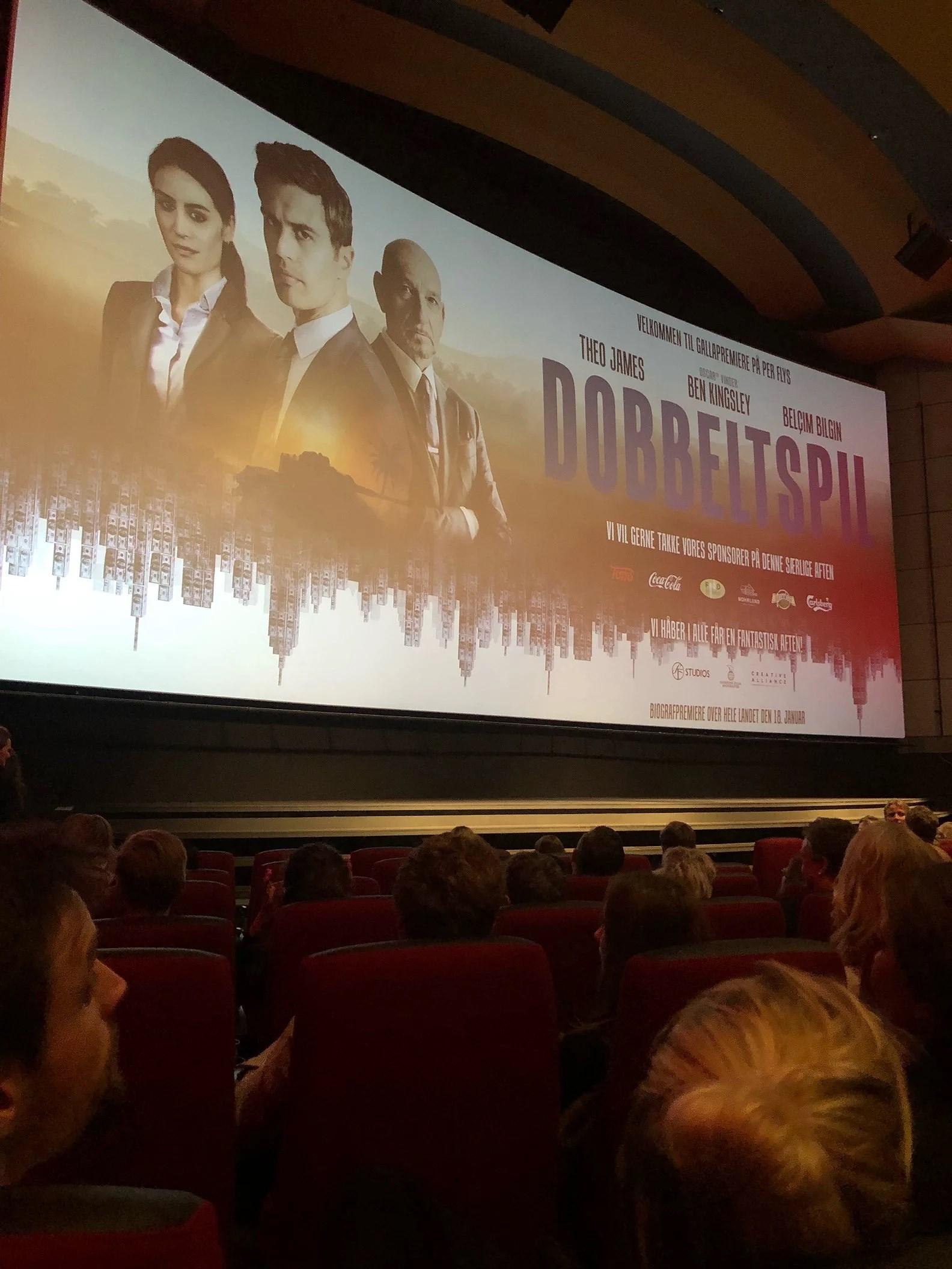 Premiere: Dobbeltspil