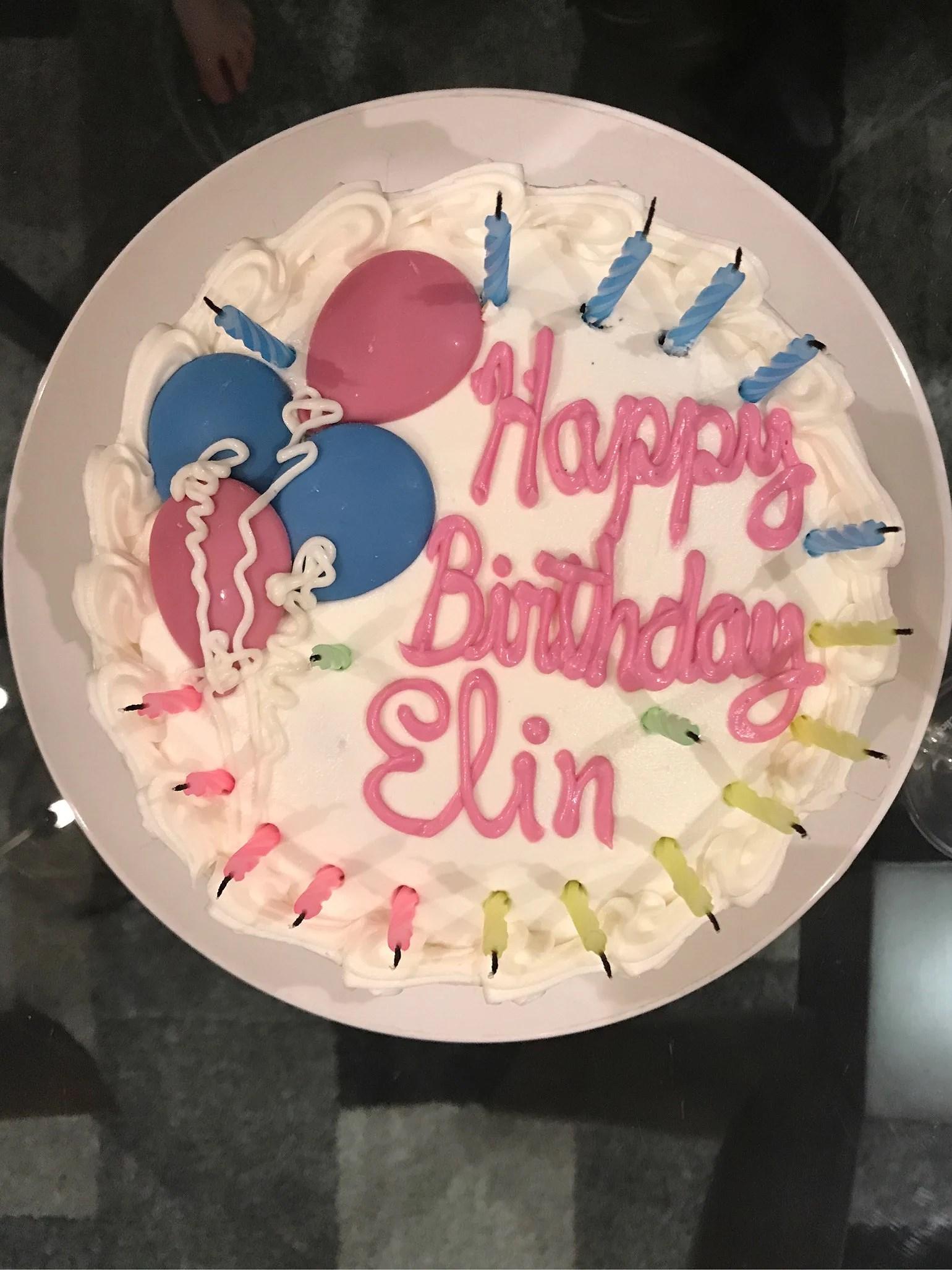 Min födelsedag