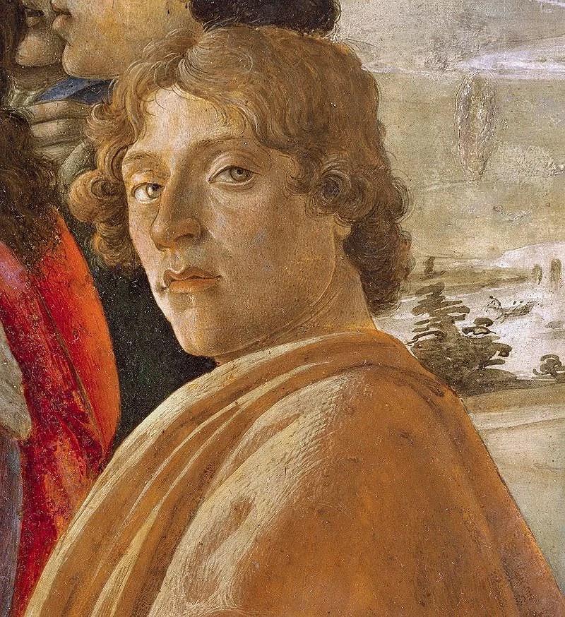 Allmänbildning: Sandro Botticelli