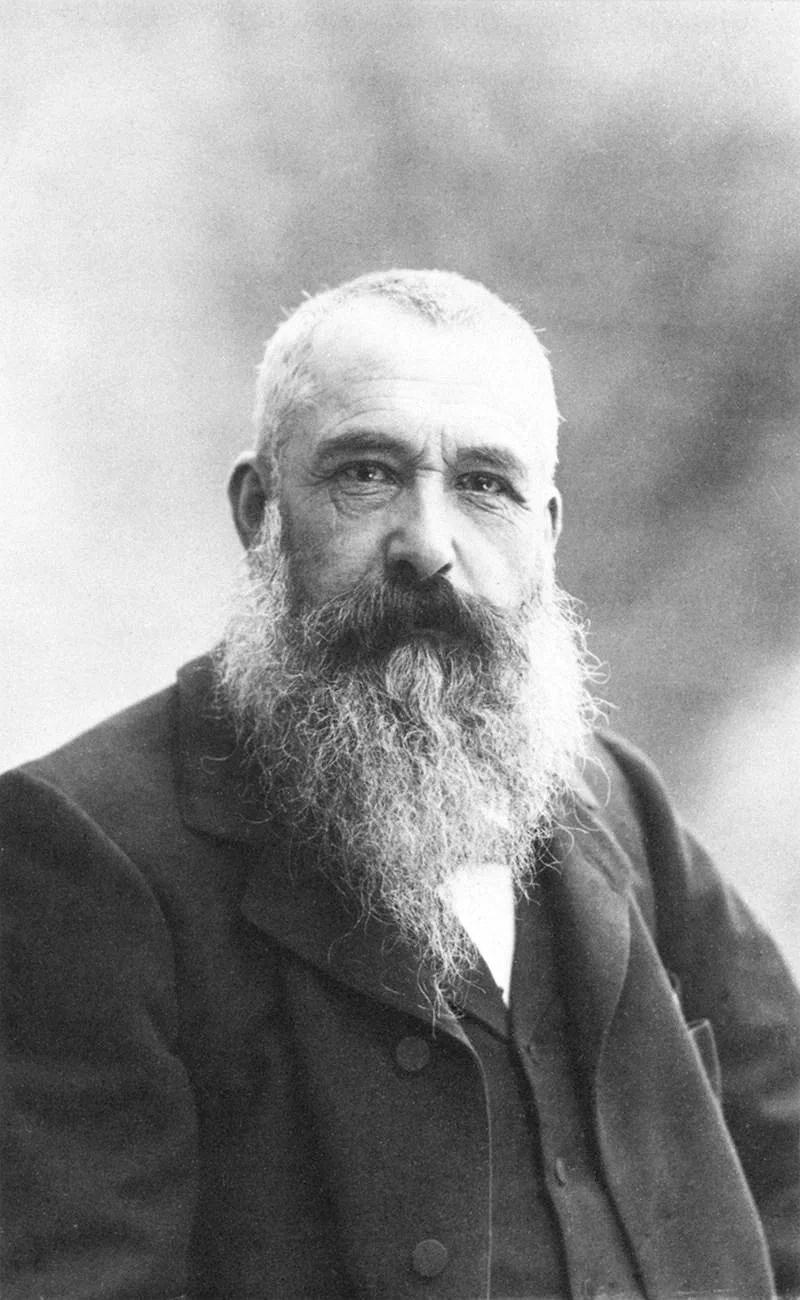 Allmänbildning: Claude Monet