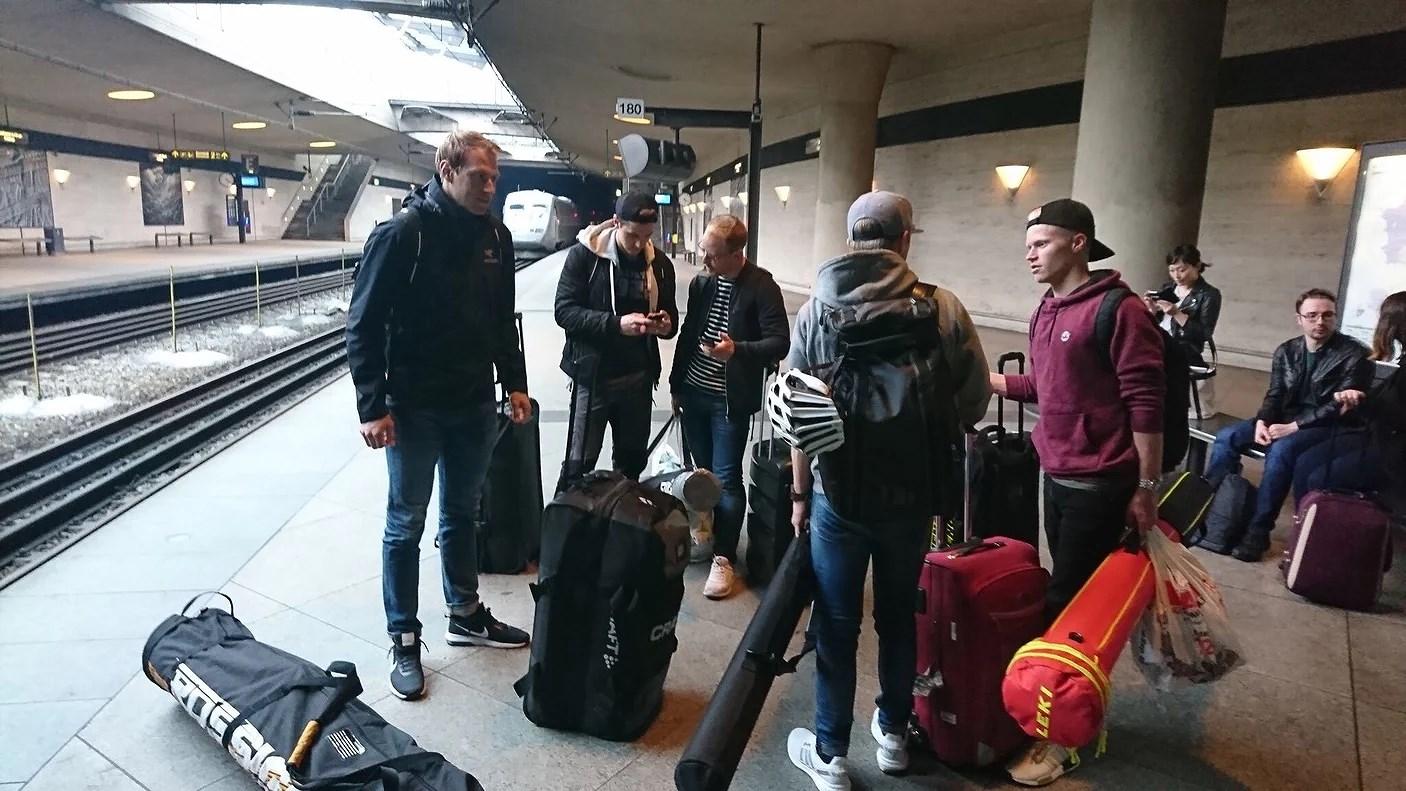 checkpoint copenhagen!