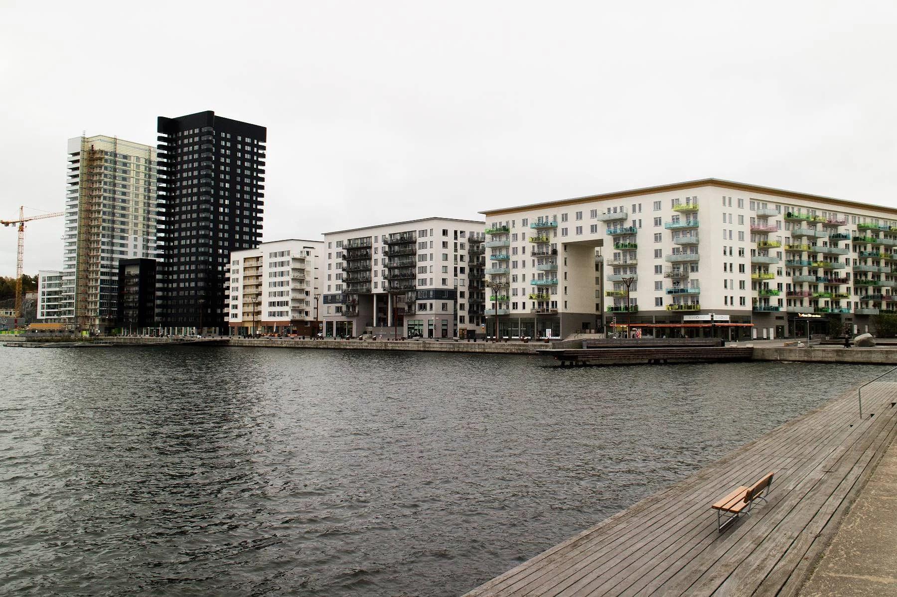 En bra dag i Stockholm