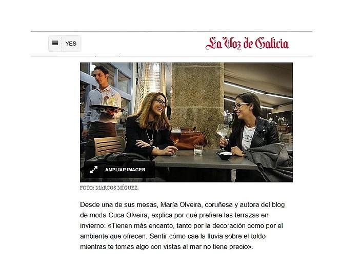 La voz de Galicia. Press