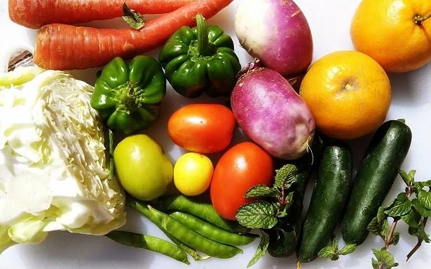 Plantbaserad kost - min filosofi
