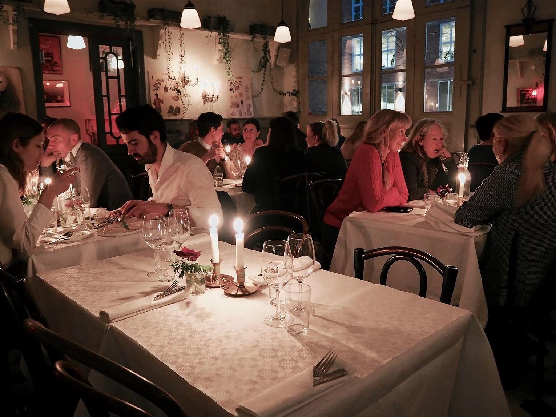 Le bistro bäst i stockholm