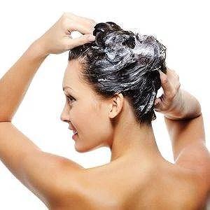 Tvätta håret rätt