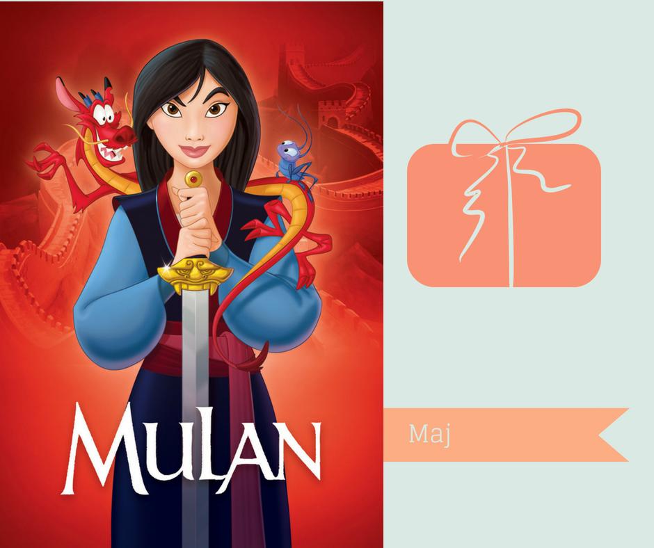 Disneyfilmer jag vill se igen - Mulan