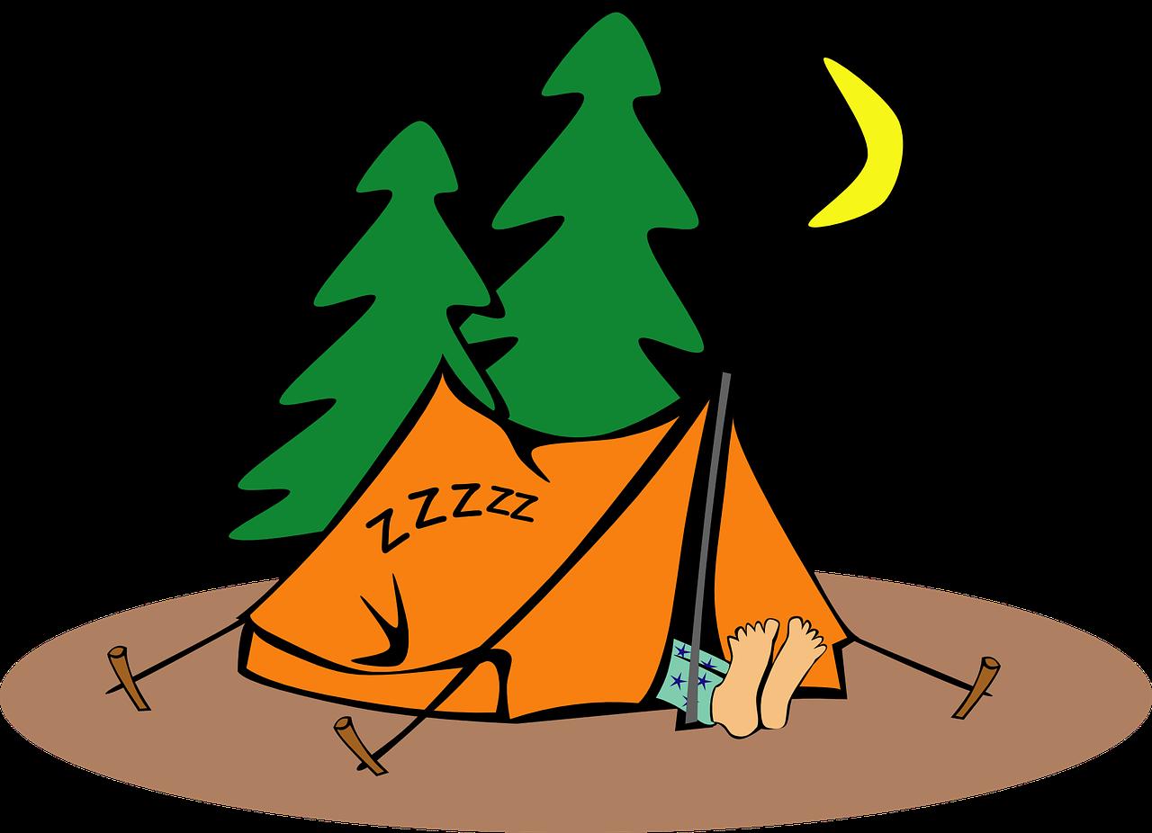 Bästa campingplatserna för barnfamiljer