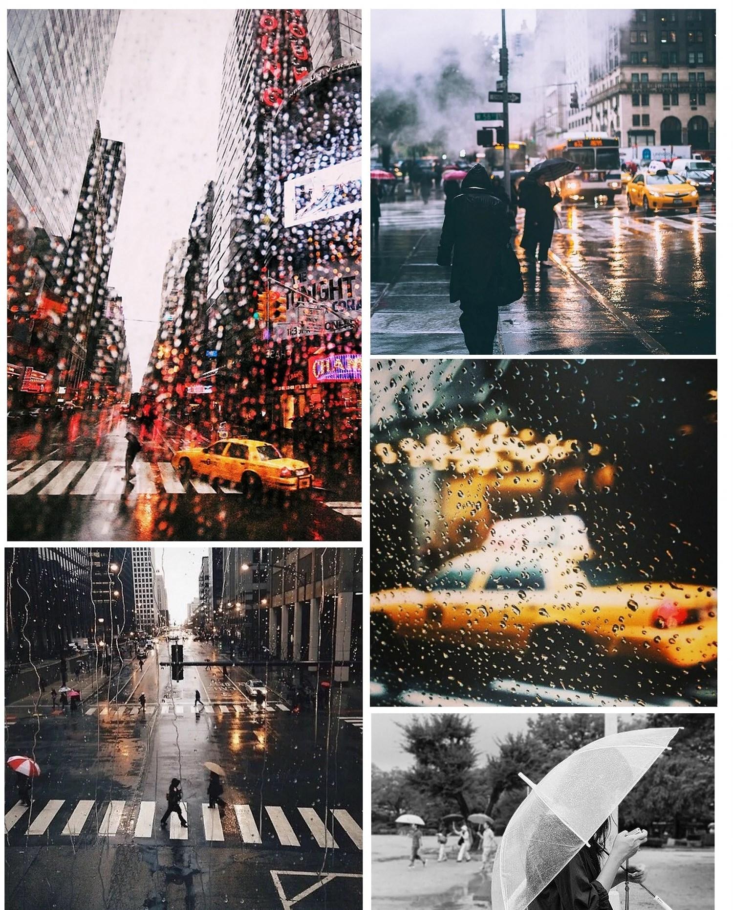 regn, regn, regn