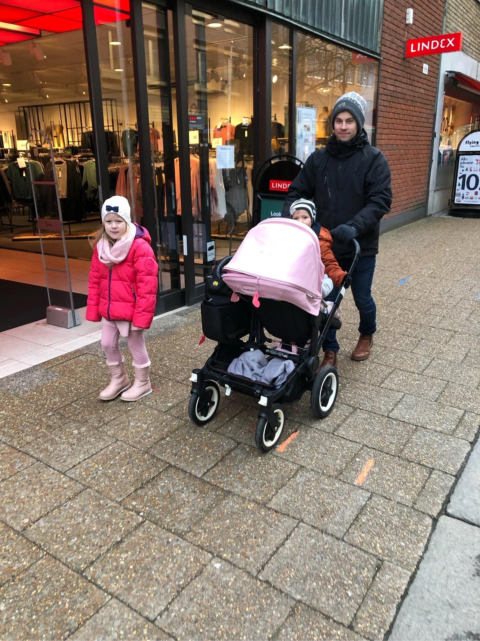 Familjehelg!
