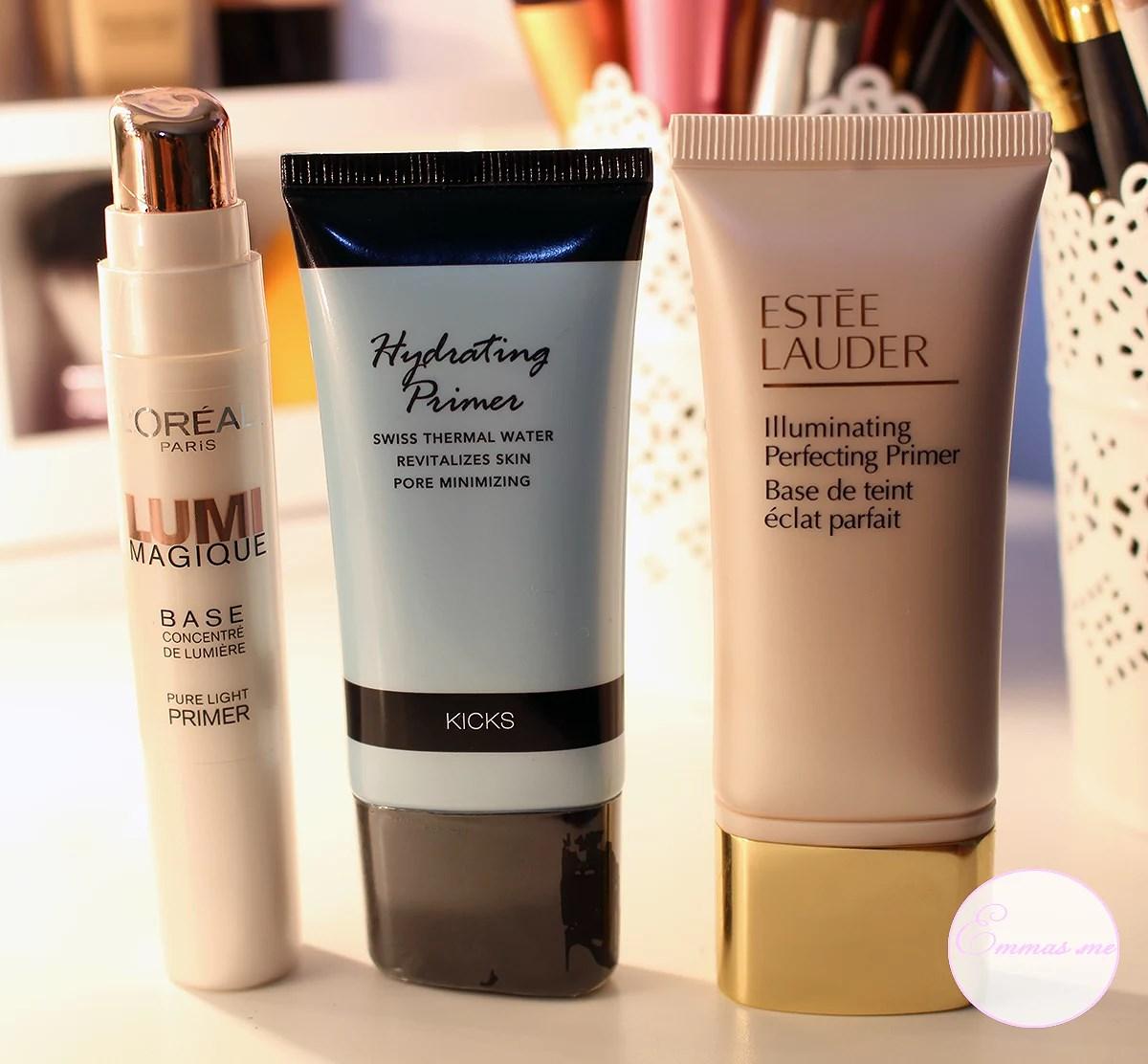 bästa primern för torr hud