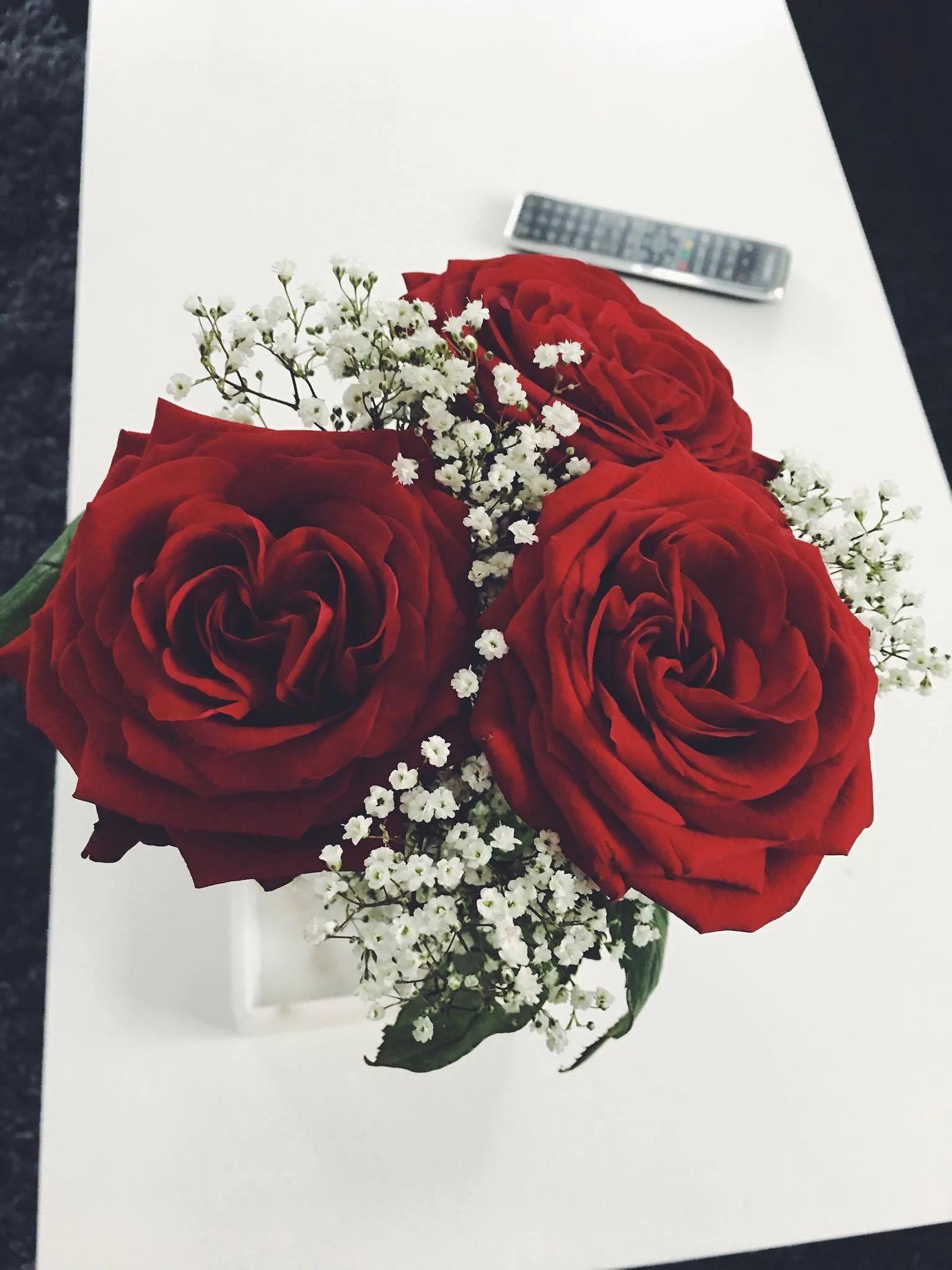 Alla <3 dag blommar