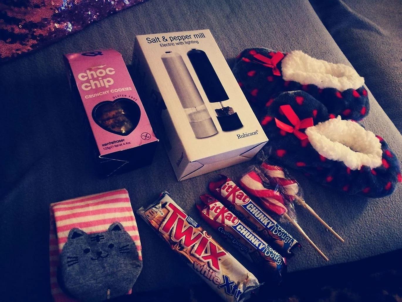 x-mas gifts:)