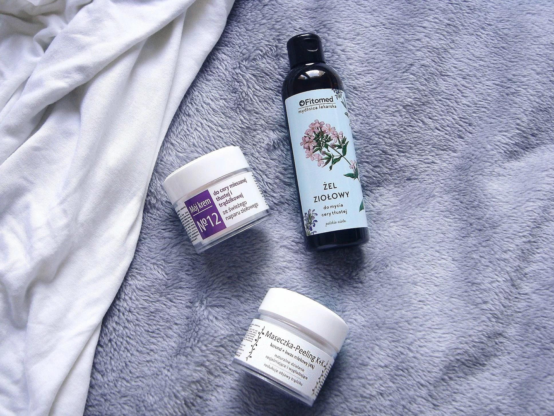 Naturalne kosmetyki do pielegnacji twarzy FITOMED