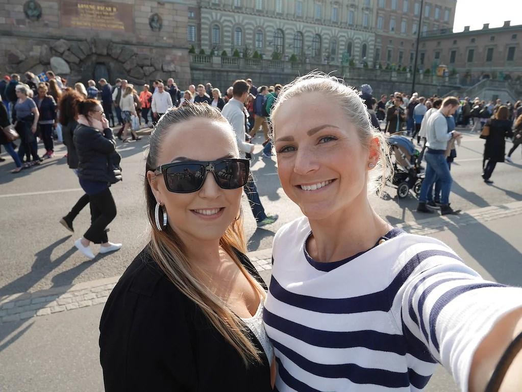 Försmak av sommar-Stockholm...