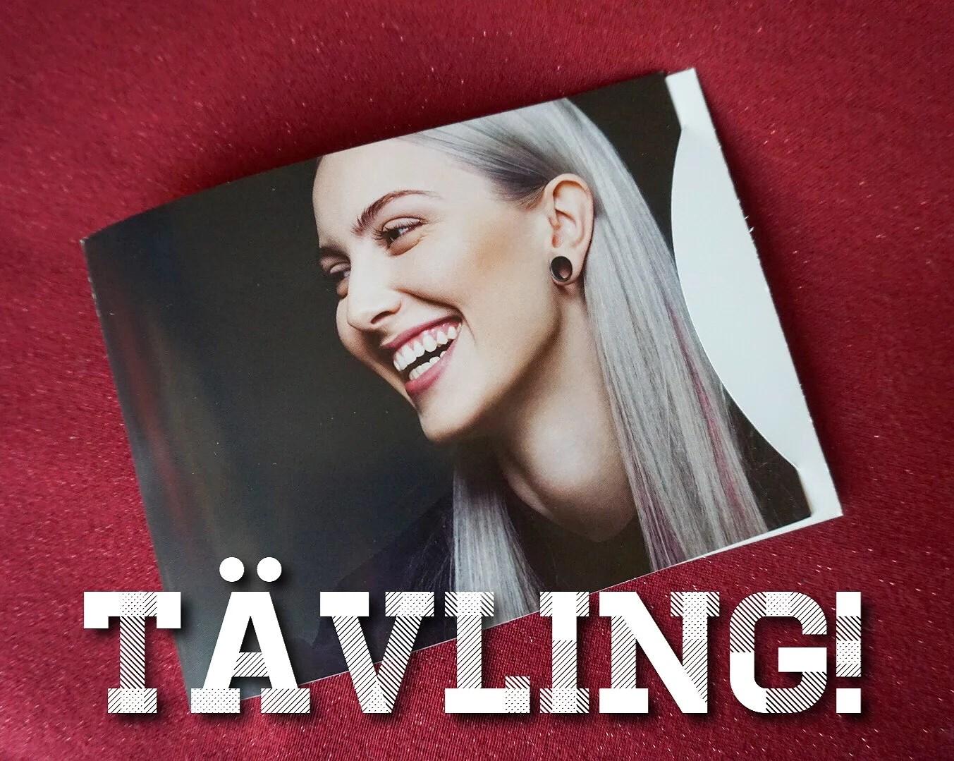 Tävling - Hårklippning & lyx!