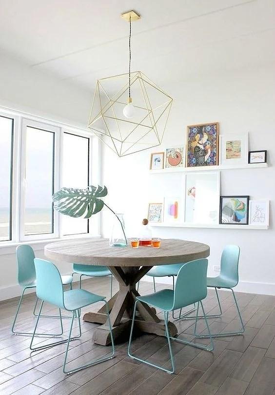 Deco: el encanto de las mesas redondas