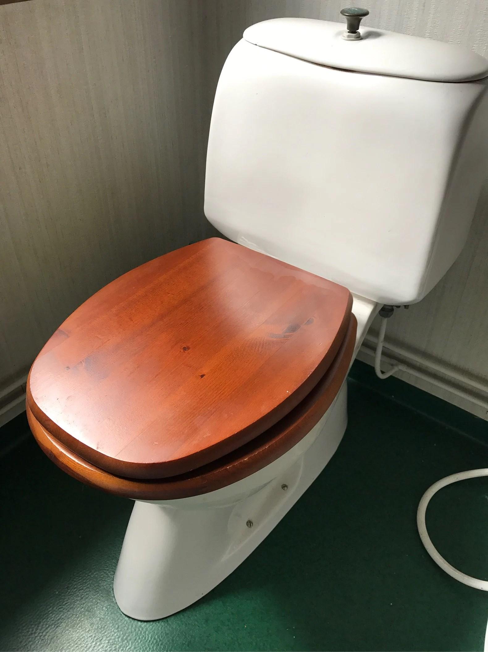 Ren toalett