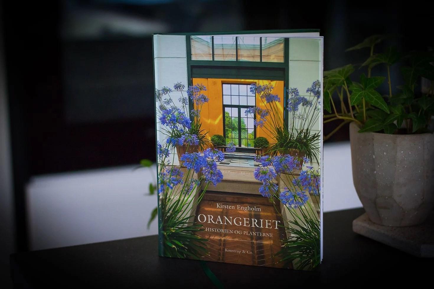 Boganmeldelse: ORANGERIET - Historien og planterne