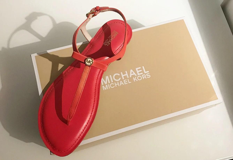 Michael Kors strandskor