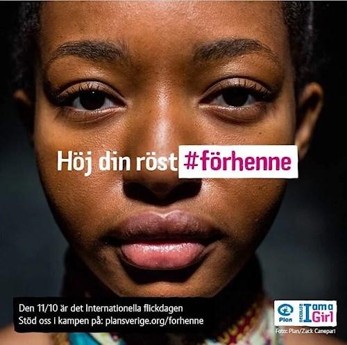 Internationella flickdagen | EmmaSteinbrenner
