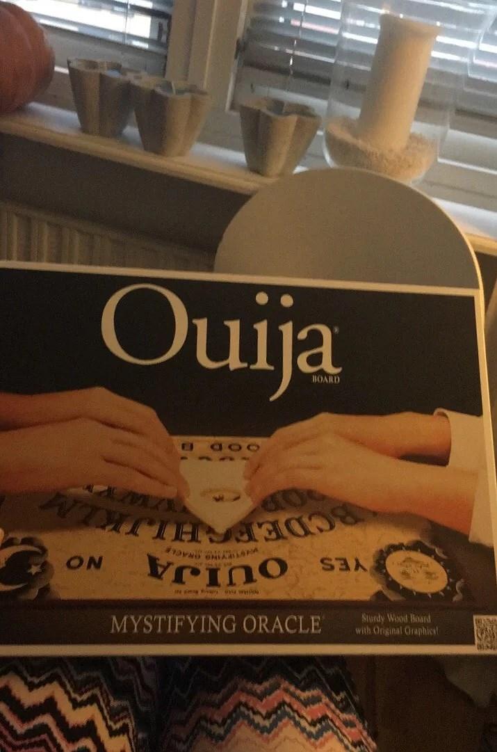 Sad about my ouija