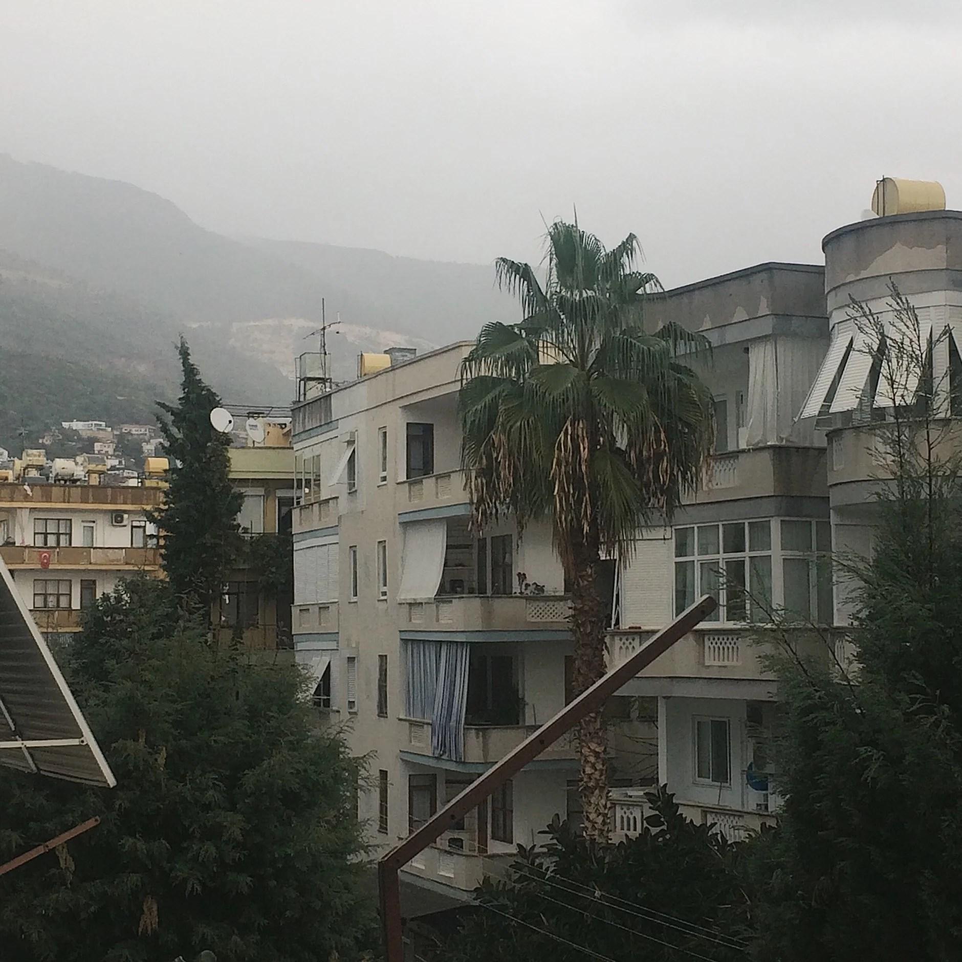 Let it rain, let it rain, let it rain