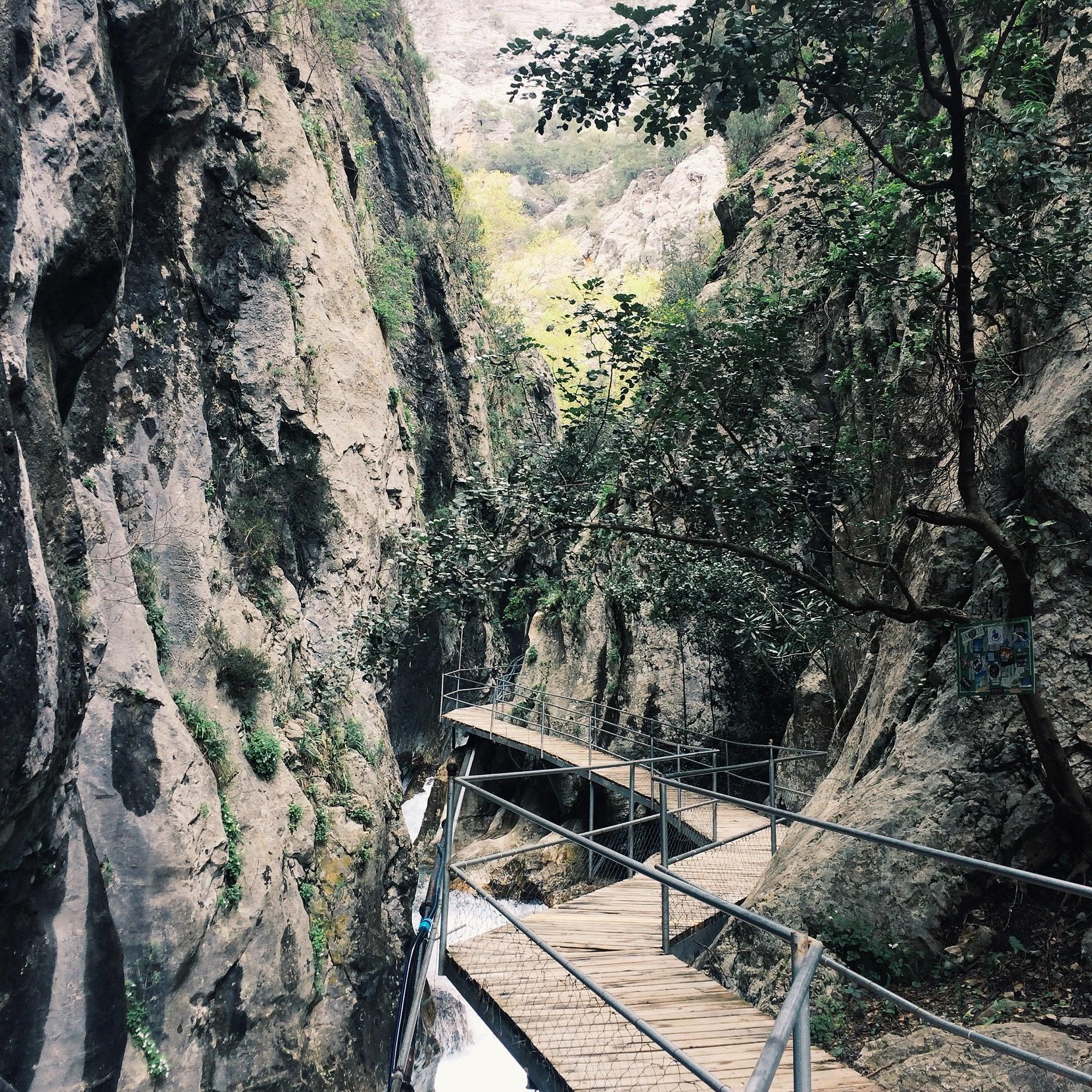Sapadere Kanyon