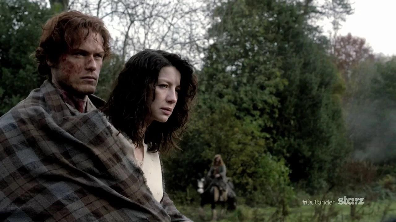 Outlander - vad händer i säsong 4 (spoiler alert till alla som inte sett Outlander)