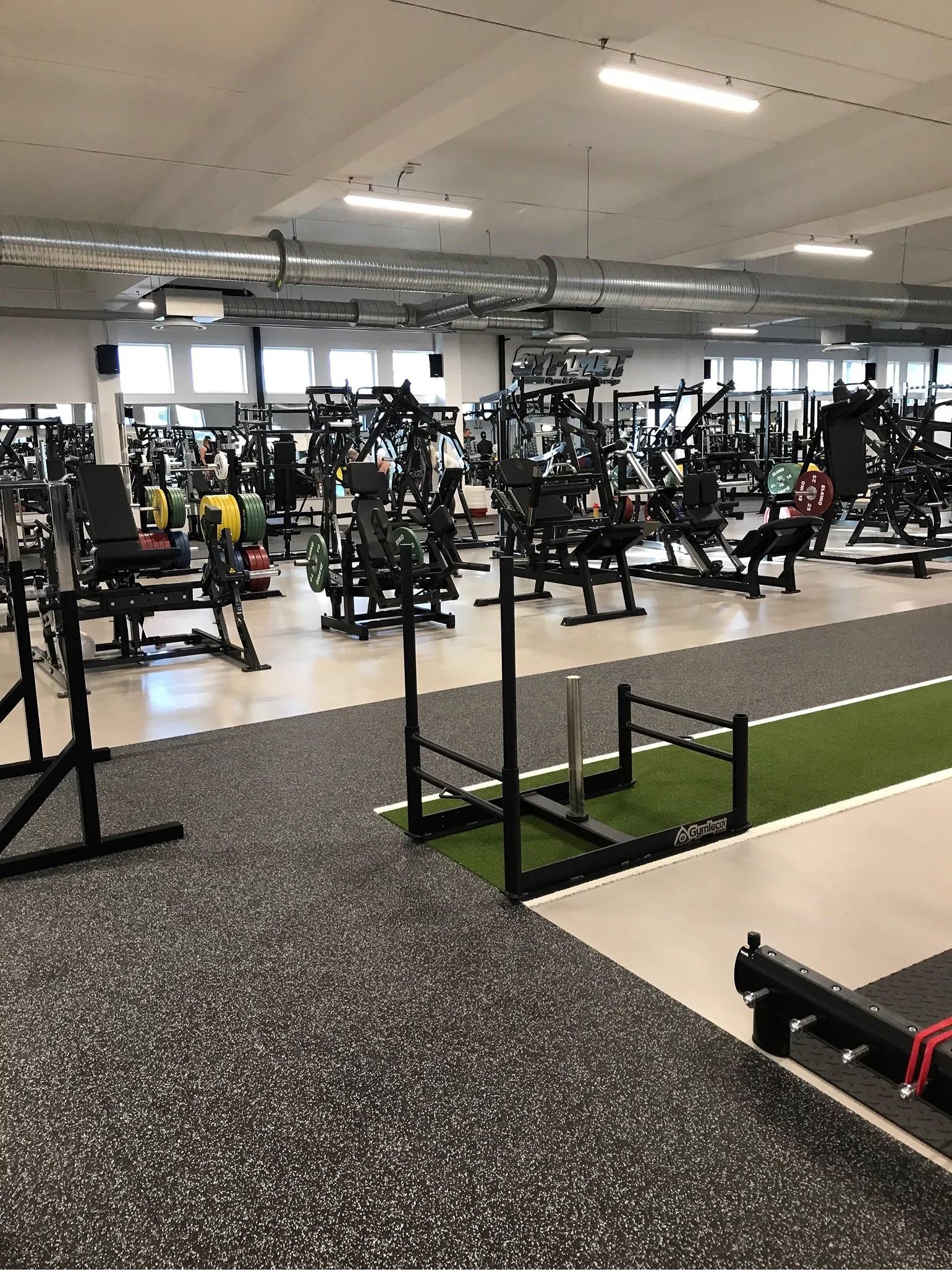 Gymmet Uppsala