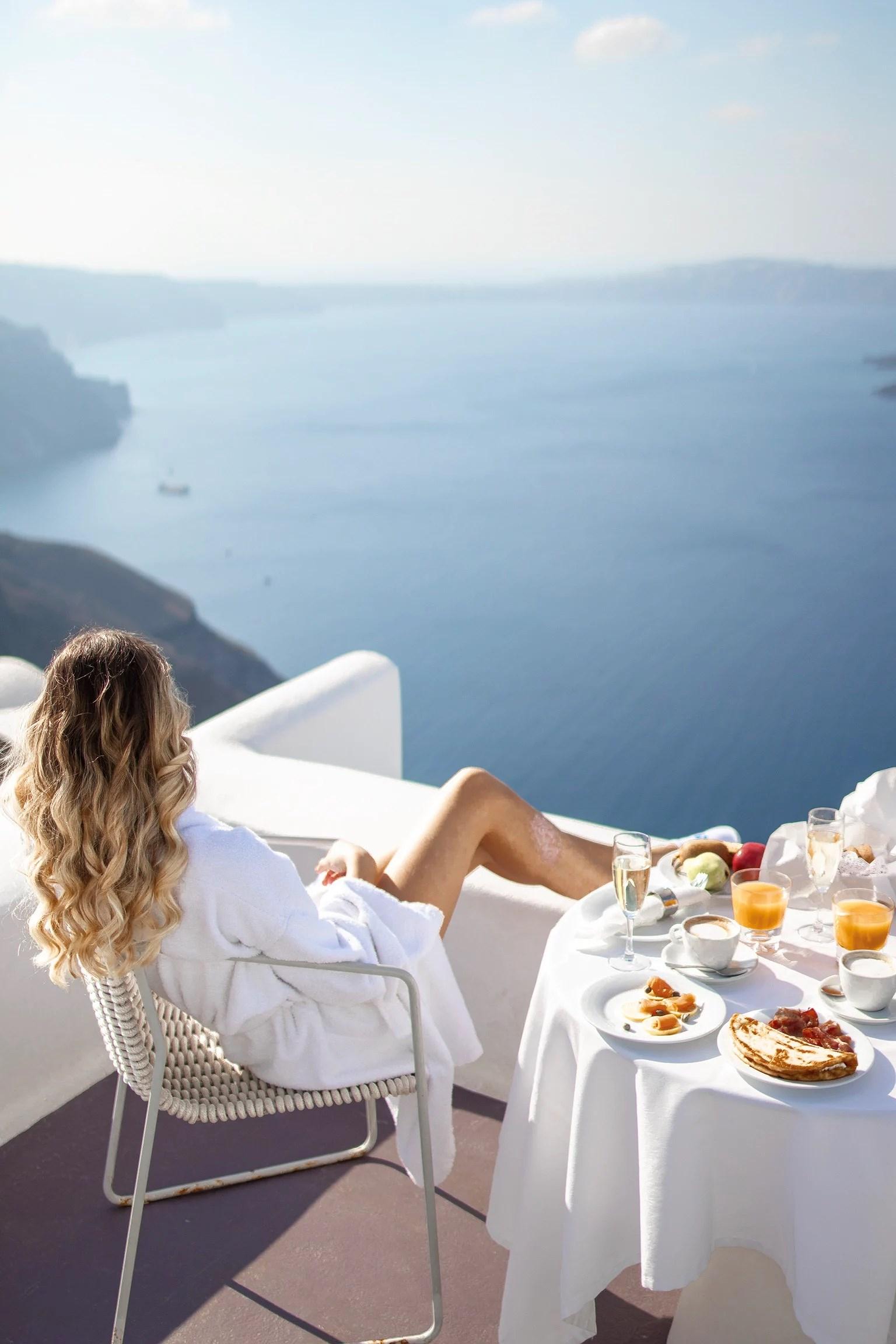 Santorini Summary Part 1 - Hotel