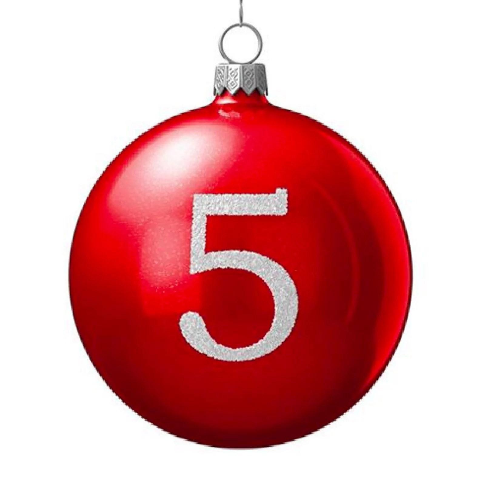 Klantfias julkalender lucka 5 och 6