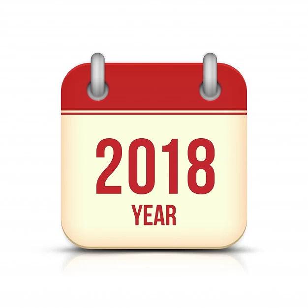 Året 2018