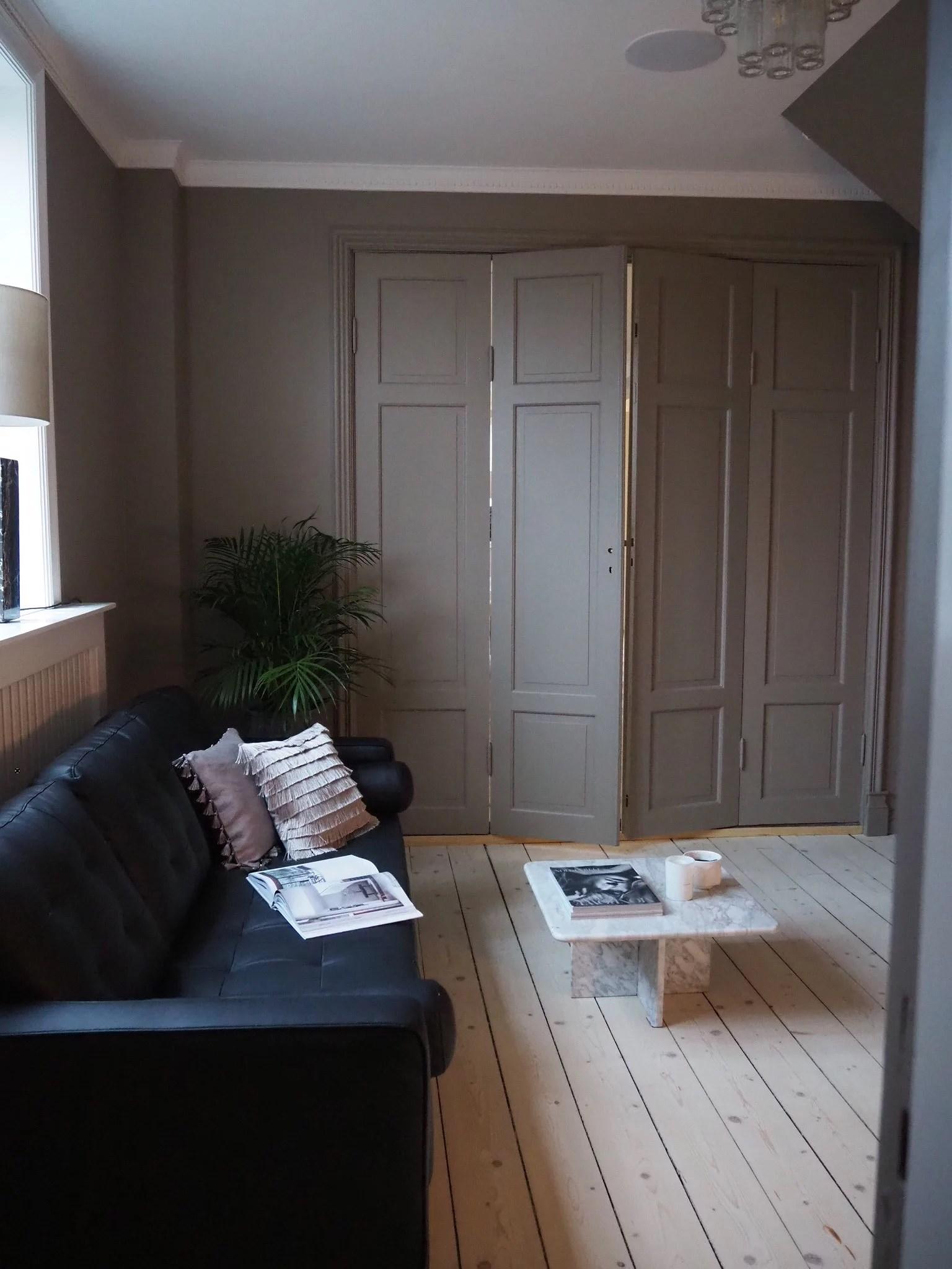 Fixa sovrummet