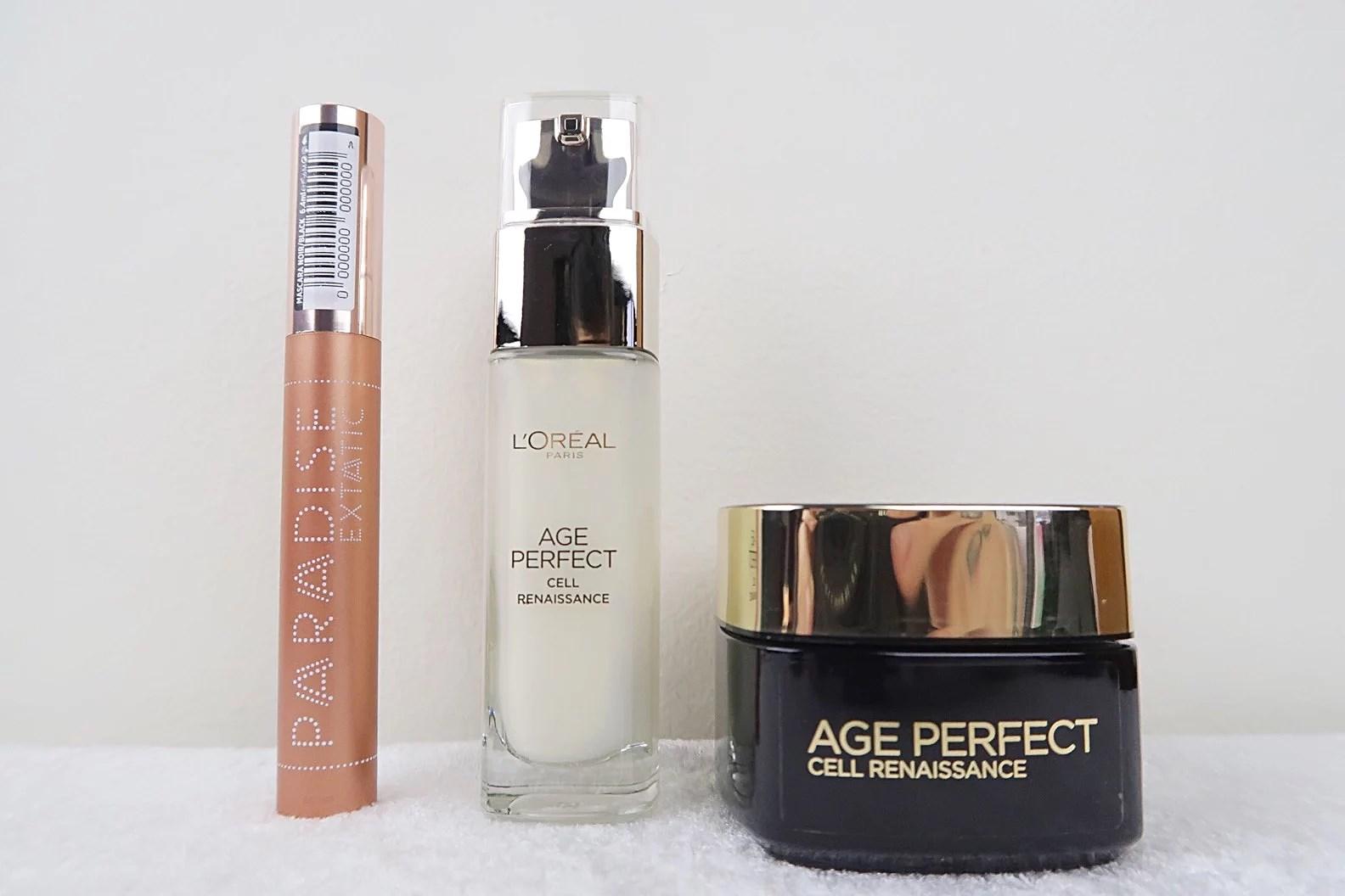 Nya produkter från Lóreal!